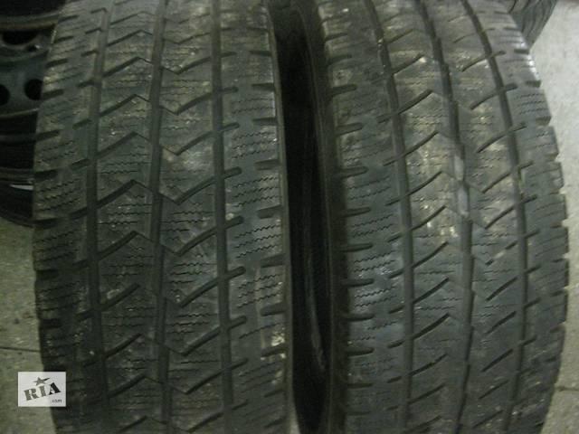 продам Б/у шины 225\65R 16C бу в Львове
