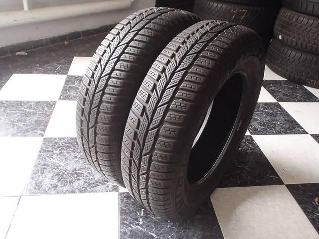 купить бу Б/у шины 2шт 165/70/R14 Semperit Master-Grip  165/70/14 в Кременчуге