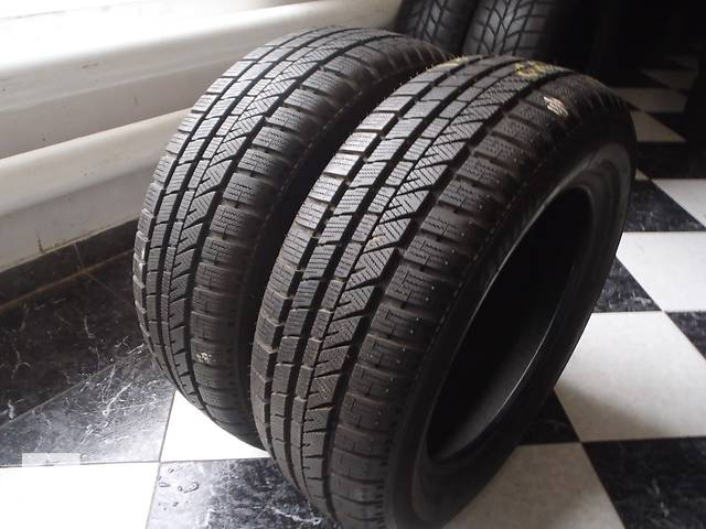 продам Б/у шины 2шт 185/60/R14 Bridgestone Blizzak LM-30  185/60/14 бу в Кременчуге