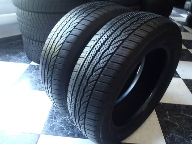 бу Б/у шины 2шт. 185/60/R15 Dunlop Sp Sport 01 A/S  185/60/15 в Кременчуге