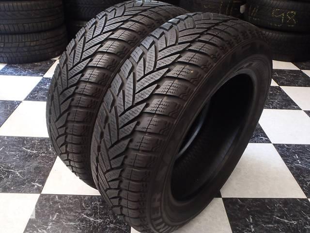 Б/у шины 2шт 185/65/R15 Dunlop Sp Winter Sport M3  185/65/15- объявление о продаже  в Кременчуге