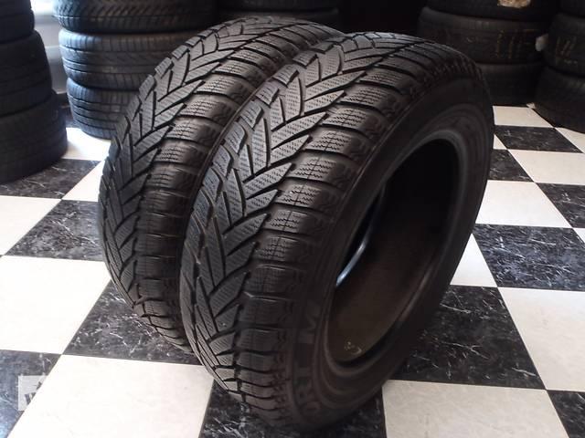 продам Б/у шины 2шт 195/65/R15 Dunlop Sp Winter Sport M3  195/65/15 бу в Кременчуге