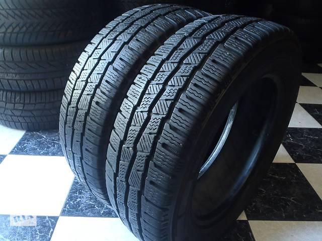 бу Б/у шины 2шт 195/65/R16c Michelin Agilis Alpin  195/65/16c в Кременчуге