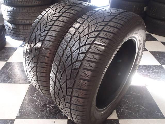 продам Б/у шины 2шт 215/55/R16 Dunlop Sp Winter Sport 3D 215/55/R16 бу в Кременчуге