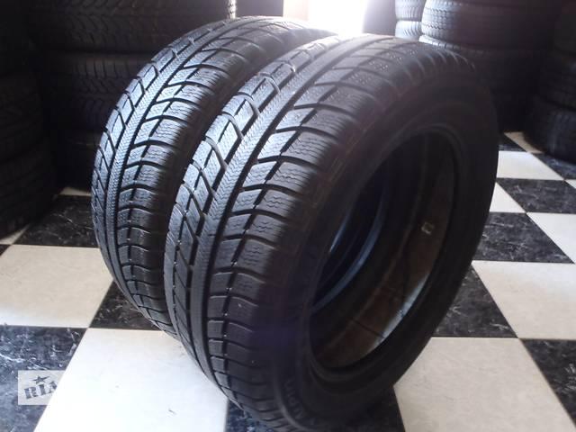 Б/у шины 2шт 215/55/R16 Michelin Alpin PA3  215/55/16- объявление о продаже  в Кременчуге