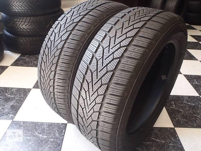 Б/у шины 2шт 215/55/R17 Semperit Speed-Grip 2- объявление о продаже  в Кременчуге