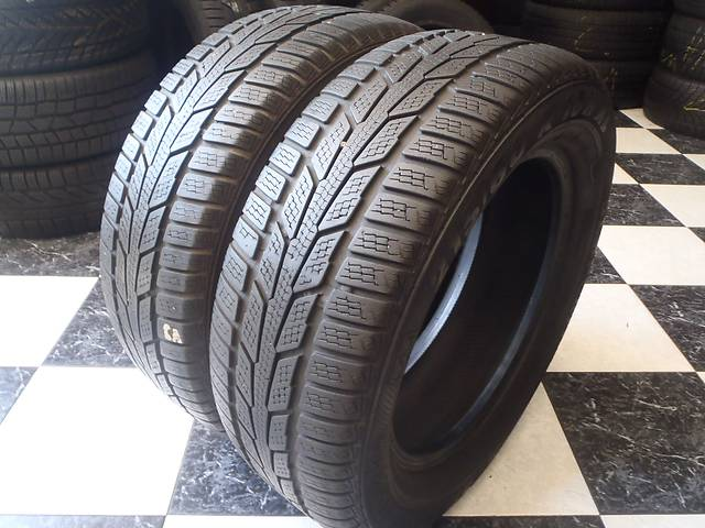 продам Б/у шины 2шт 215/60/R16 Semperit Speed-Grip   215/60/16 бу в Кременчуге