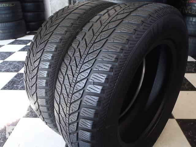 Б/у шины 2шт 215/65/R16 Fulda Kristall Control HP 215/65/16- объявление о продаже  в Кременчуге