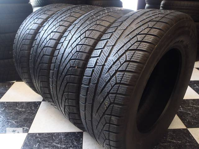 продам Б/у шины 2шт 215/65/R16 Pirelli SottoZero Winter 210  215/65/16 бу в Кременчуге