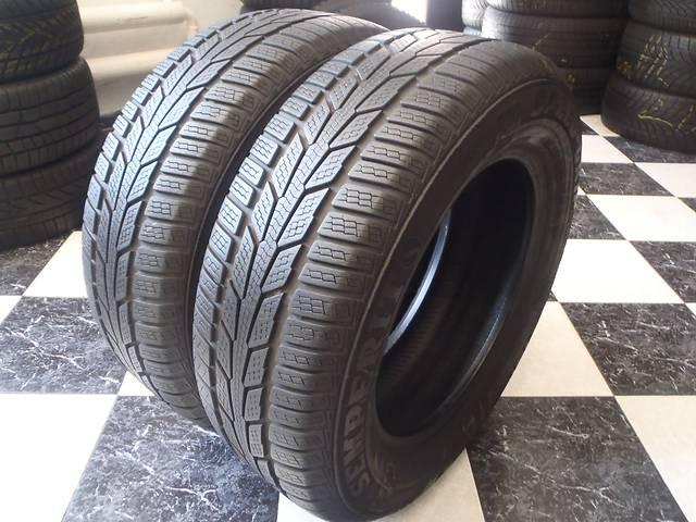бу Б/у шины 2шт 215/65/R16 Semperit Speed-Grip  215/65/16 в Кременчуге