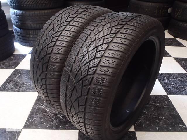 продам Б/у шины 2шт 225/45/R17 Dunlop Sp Winter Sport 3D 225/45/17 бу в Кременчуге