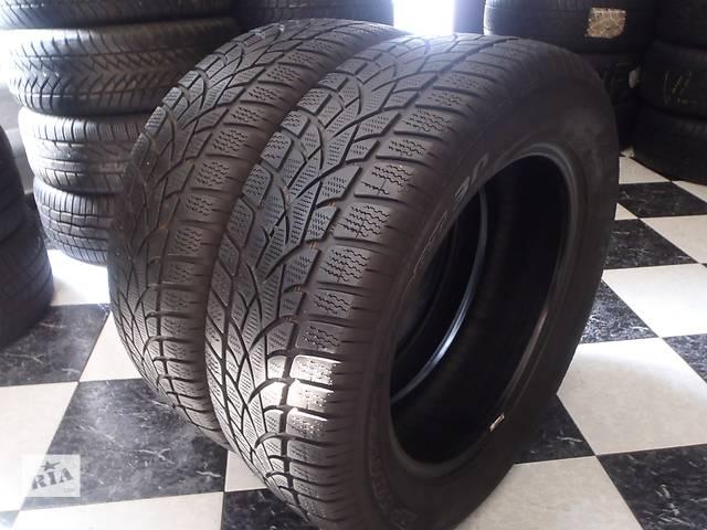 купить бу Б/у шины 2шт 225/60/R17 Dunlop Sp Winter Sport 3D 225/60/17 в Кременчуге