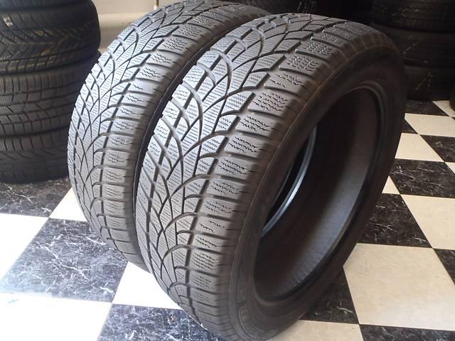 Б/у шины 2шт 235/50/R19 Dunlop Sp Winter Sport 3D   235/50/19- объявление о продаже  в Кременчуге