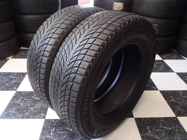 купить бу Б/у шины 2шт 235/65/R17 Michelin Latitude Alpin LA2  235/65/17 в Кременчуге