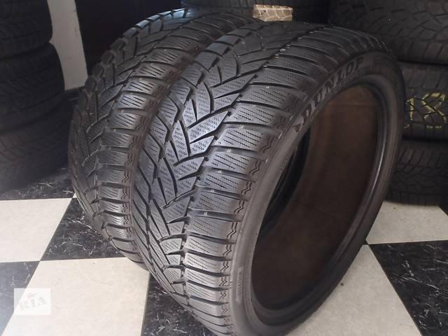 купить бу Б/у шины 2шт 245/40/R18 Dunlop Sp Winter Sport M3  245/40/18 в Кременчуге
