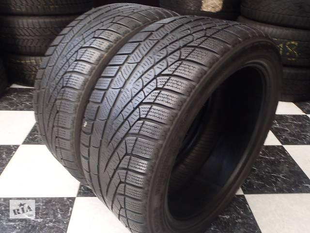 Б/у шины 2шт 245/40/R18 Pirelli SottoZero Winter 210  245/40/18- объявление о продаже  в Кременчуге
