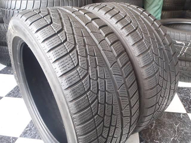 купить бу Б/у шины 2шт 245/45/R17 Pirelli SottoZero Winter 210  245/45/17 в Кременчуге