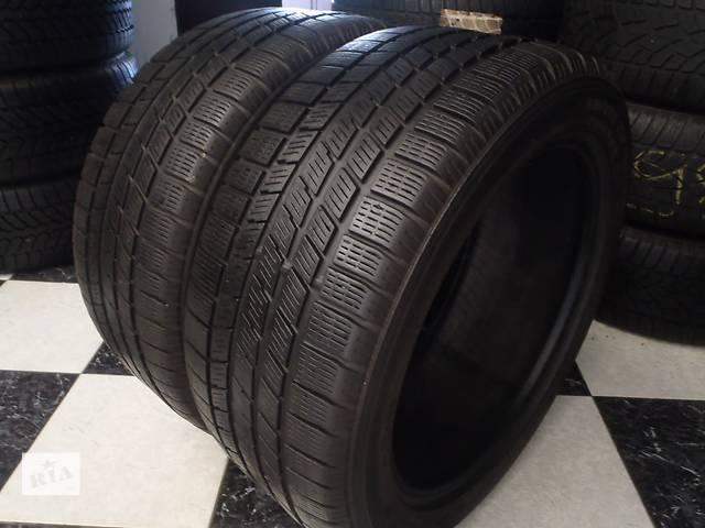купить бу Б/у шины 2шт 245/45/R17 Pirelli Winter 210 SnowSport  245/45/17 в Кременчуге