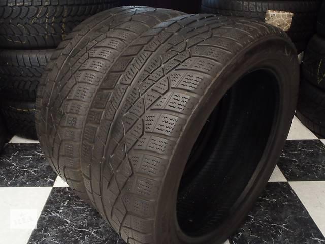 бу Б/у шины 2шт 245/45/R18 Pirelli SottoZero Winter 240   245/45/18 в Кременчуге