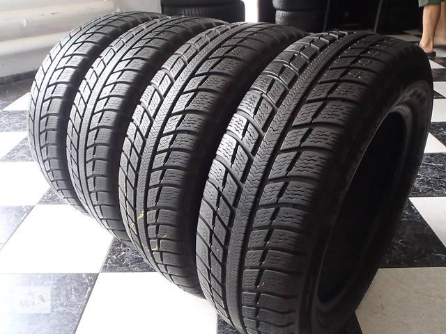 Б/у шины 4шт 185/65/R15 Michelin Alpin A3  185/65/15- объявление о продаже  в Кременчуге