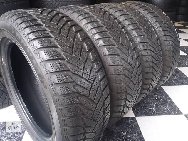 Б/у шины 4шт 205/55/R16 Dunlop Sp Winter Sport M3 Ran on Flad  205/55/16- объявление о продаже  в Кременчуге