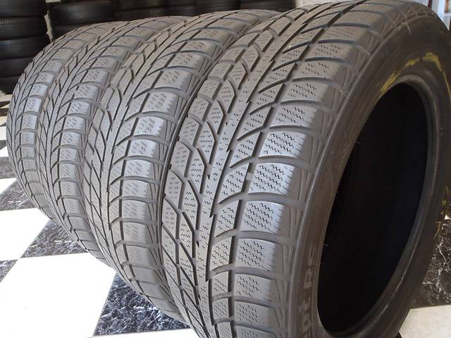бу Б/у шины 2шт 205/55/R16 Hankook Winter Icept Evo RS в Кременчуге
