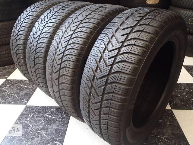 бу Б/у шины 4шт 205/55/R16 Pirelli Snow Control  205/55/16 в Кременчуге