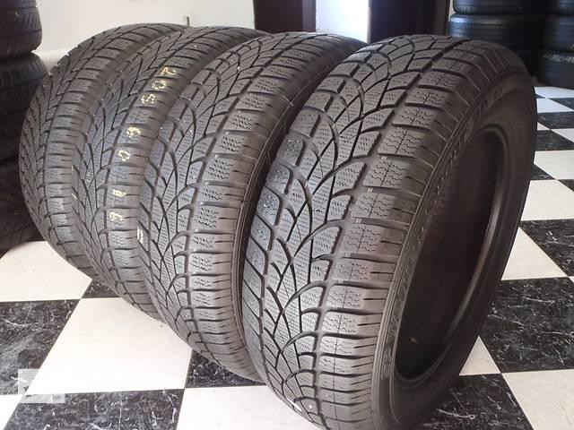 Б/у шины 4шт 205/60/R16 Dunlop Sp Winter Sport 3D  205/60/16- объявление о продаже  в Кременчуге