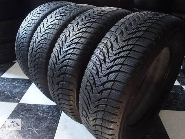 бу Б/у шины 4шт 205/60/R16 Michelin Alpin A4  205/60/16 в Кременчуге