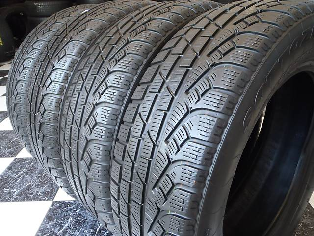 продам Б/у шины 4шт 205/65/R17 Pirelli SottoZero Winter 210 Seria 2  205/65/17 бу в Кременчуге