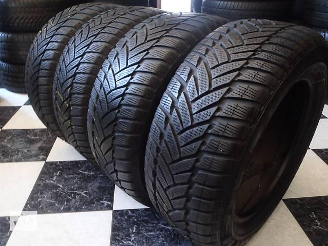 купить бу Б/у шины 4шт 225/55/R16 Dunlop Sp Winter Sport M3  225/55/16 в Кременчуге