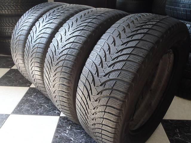 Б/у шины 4шт 225/55/R16 Michelin Alpin A4  225/55/16- объявление о продаже  в Кременчуге