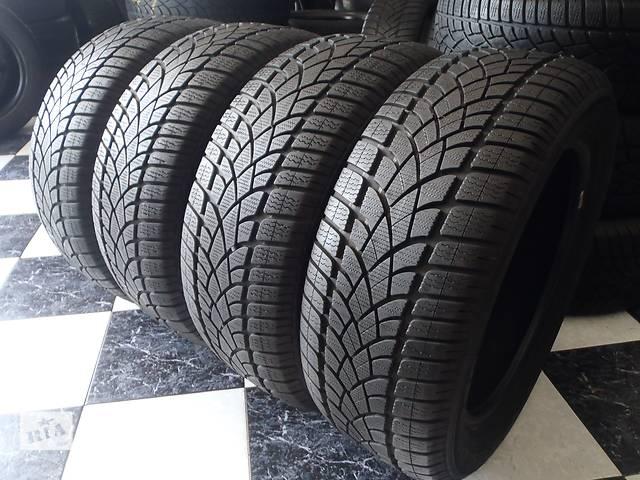 Б/у шины 4шт 225/55/R17 Dunlop Sp Winter Sport 3D 225/55/17- объявление о продаже  в Кременчуге