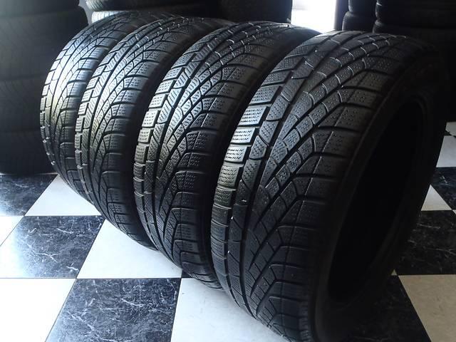бу Б/у шины 4шт 225/55/R18 Pirelli SottoZero Winter 210  225/55/18 в Кременчуге