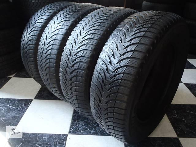 купить бу Б/у шины 2шт 225/60/R16 Michelin Alpin A4 225/60/16 в Кременчуге