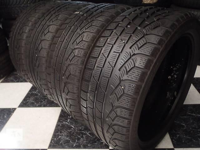 бу Б/у шины 4шт 235/40/R18 Pirelli SottoZero Winter 240 Serie2  235/40/18 в Кременчуге