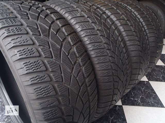 бу Б/у шины 4шт 235/45/R19 Dunlop Sp Winter Sport 3D   235/45/19 в Кременчуге