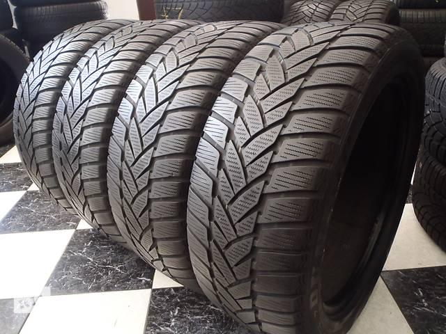 Б/у шины 4шт 235/50/R18 Dunlop Sp Winter Sport M3   235/50/18- объявление о продаже  в Кременчуге