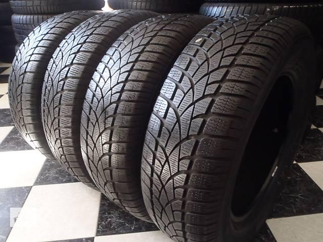 бу Б/у шины 4шт 235/65/R17 Dunlop Sp Winter Sport 3D  235/65/17 в Кременчуге