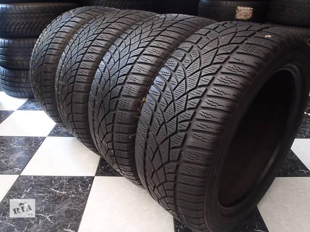 купить бу Б/у шины 4шт 245/45/R17 Dunlop Sp Winter Sport 3D   245/45/17 в Кременчуге