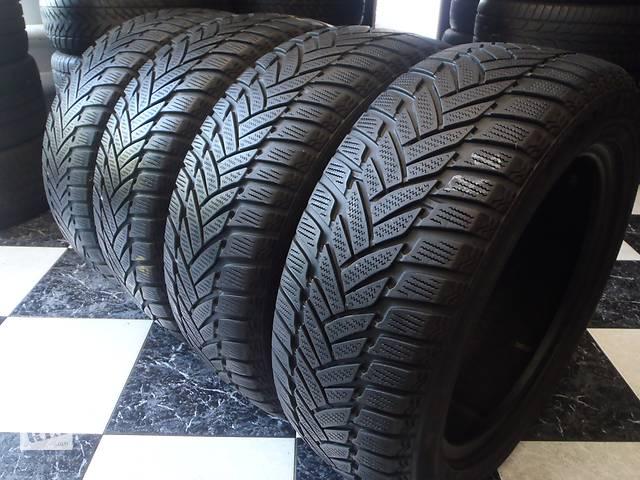 бу Б/у шины 6шт 205/55/R16 Dunlop Sp Winter Sport M3  205/55/16 в Кременчуге