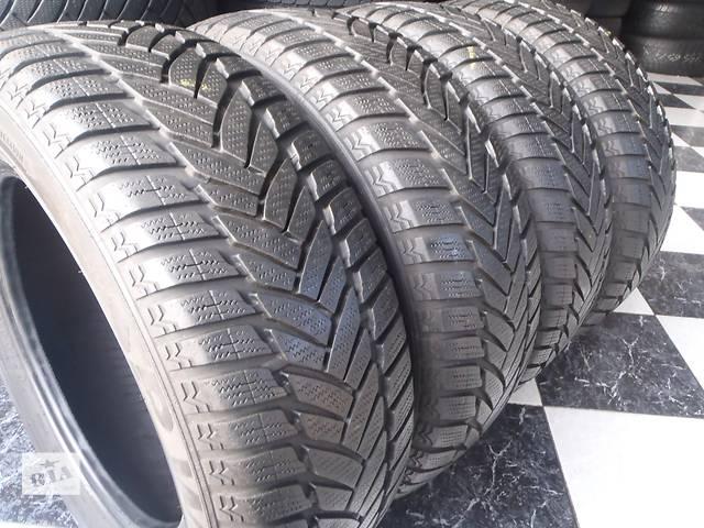 бу Б/у шины 6шт 205/60/R15 Dunlop Sp Winter Sport M3   205/60/15 в Кременчуге