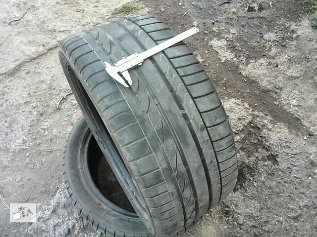 Б/у шины Bridgestone Potenza R17 245/40 91W для легкового авто- объявление о продаже  в Николаеве