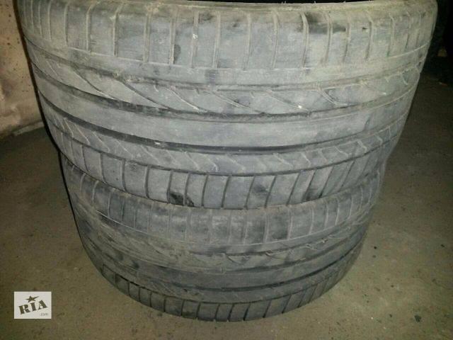 продам Б/у шины Bridgestone Potenza R17 245/40 для легкового авто бу в Киеве