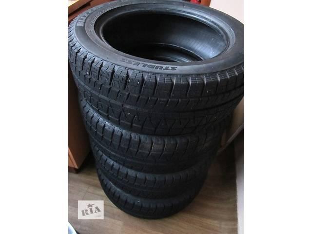 купить бу Б/у шины Bridgestone R16 205/55 зима в Киеве