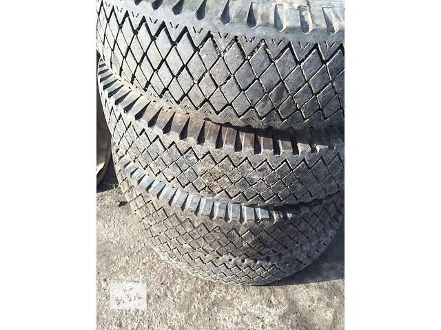 продам Б/у шины для грузовика КамАЗ 10.00 (R20) 280x508 резина 6шт. бу в Днепре (Днепропетровск)