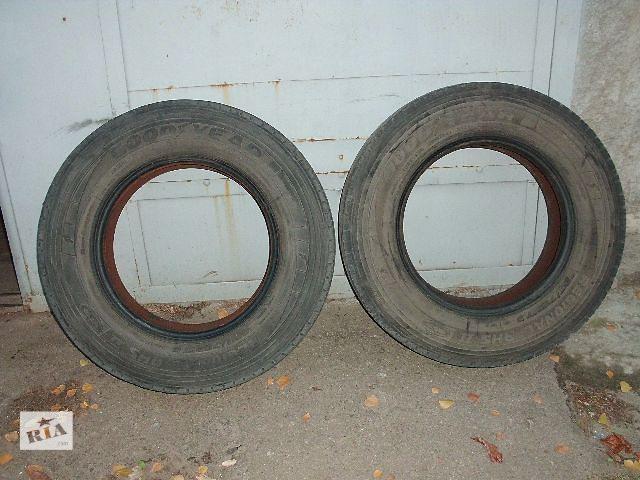 продам Б/у шины для грузовика цена за 2 бу в Харькове
