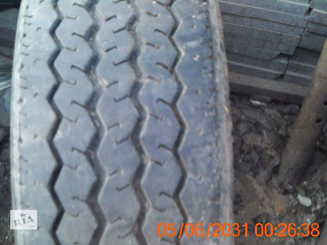 Б/у шины для грузовика- объявление о продаже  в Житомире