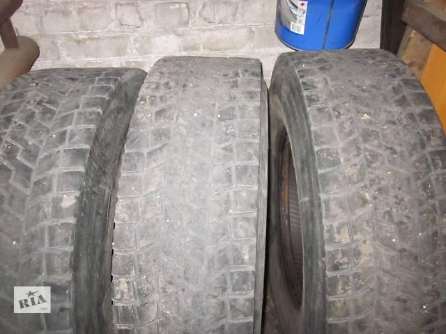 Б/у шины для грузовика- объявление о продаже  в Запорожье