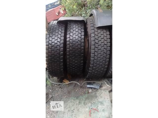 продам 295x80R22.5 шины для грузовика бу в Харькове